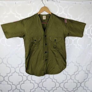Vintage Boy Scouts of America Button Down Shirt